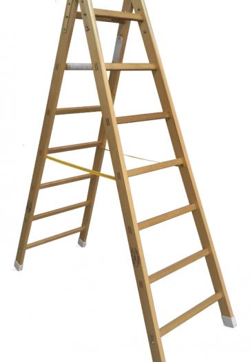 scala doppia salita